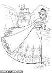 Elsa und anna ausmalbilder die eiskönigin – völlig unverfroren