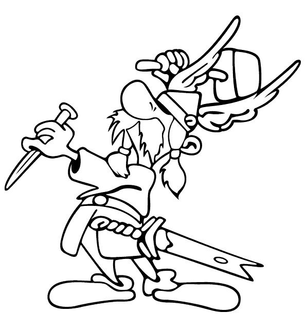 Ausmalbilder Fur Kinder Asterix