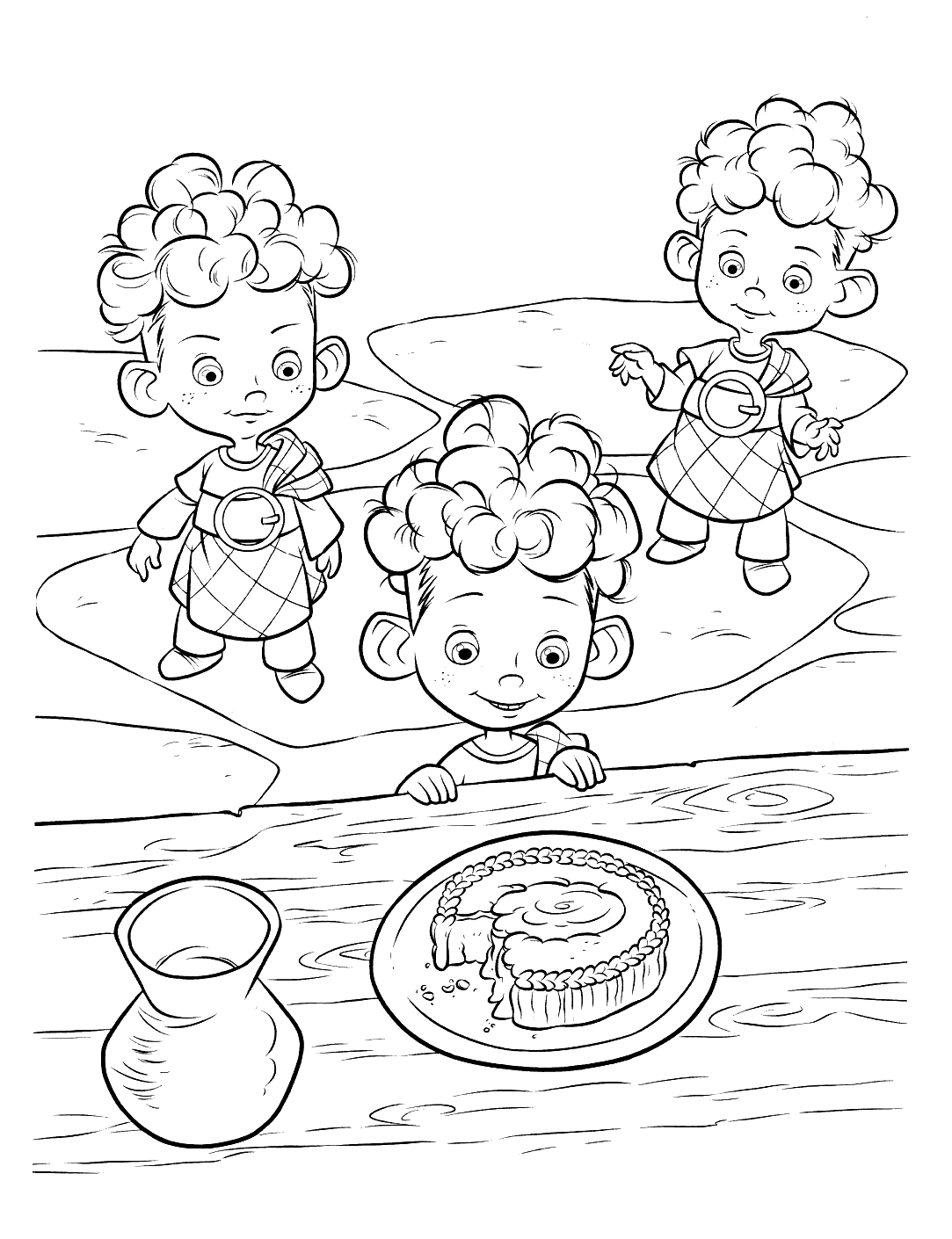 Adult Coloring Pages Girl With Hair